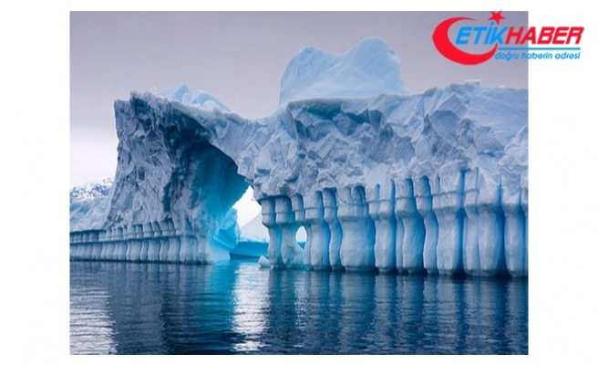 Antartika buz sahanlığından dev bir parça daha koptu