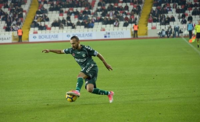 Atiker Konyasporlu Eren Albayrak: Faul beklerken, penaltı verilmesine şaşırdım