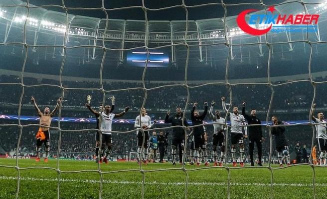 Avrupa'da moda Beşiktaş