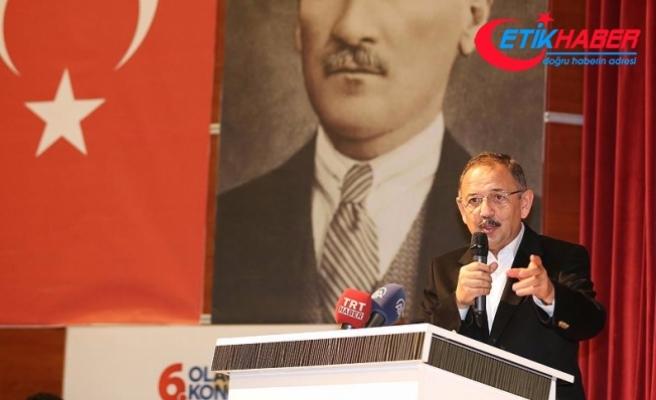 Bakan Özhaseki: İstanbul'daki yüksek binalar için değil öbürleri için çabalıyorum