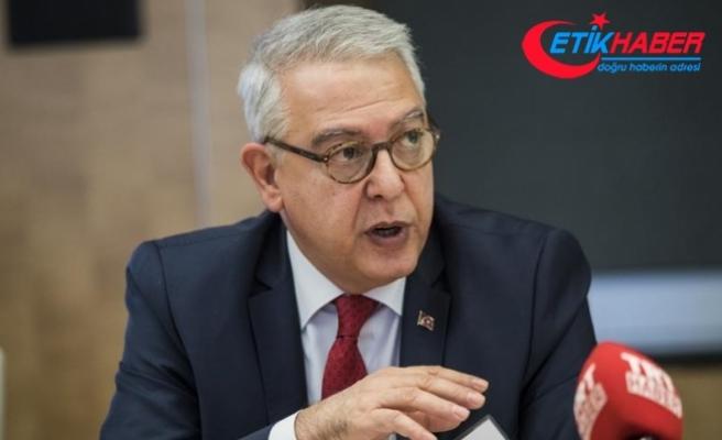 'Bakü-Tiflis-Kars Demiryolu projesi bölgesel barışa katkı sağlayacak'