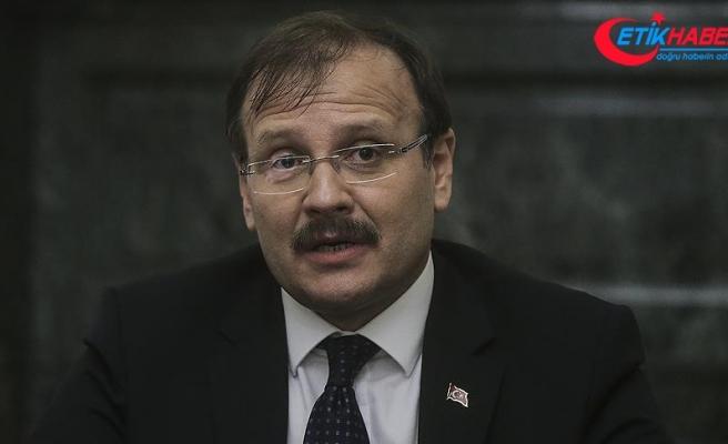 Başbakan Yardımcısı Çavuşoğlu: Arakanlılar yalnız değildir
