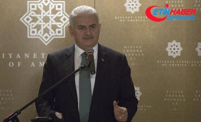 Başbakan Yıldırım: Feto bir din adamı değil, eli kanlı bir teröristtir'