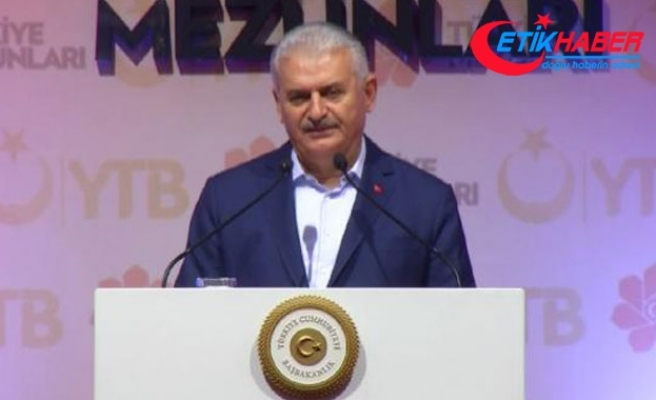 Başbakan Yıldırım: 'Son derece hassas ve çalkantılı bir dönemden geçiyoruz'