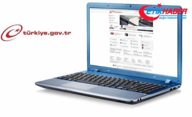 Burs ve kredi nakil talepleri e-Devlet'ten iletecek