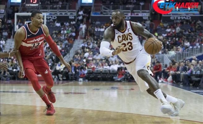 Cleveland Cavaliers galibiyeti hatırladı
