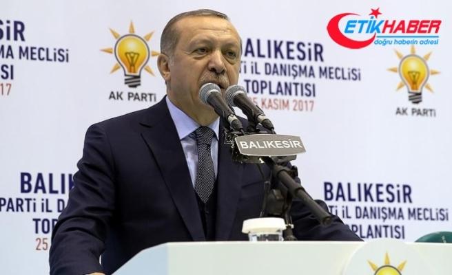 Cumhurbaşkanı Erdoğan: Kılıçdaroğlu'na İstanbul'dan gereken cevabı vereceğim
