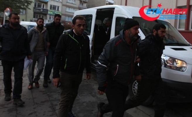 DEAŞ operasyonlarında 283 şüpheli gözaltına alındı