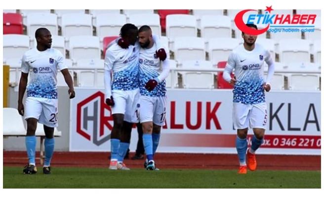 Demir Grup Sivasspor 1 - 2 Trabzonspor