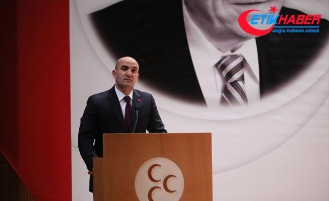 Doğumunun 100. Yılında Başbuğ Alparslan Türkeş 3. Türk Gençlik Çalıştayı ve Kurultayı'nın sonuç bildirgesi açıklandı