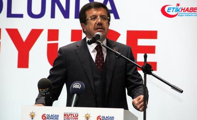 Ekonomi Bakanı Zeybekci: Büyüme rakamları açıklandığında Türkiye dünyada bir numara olacak