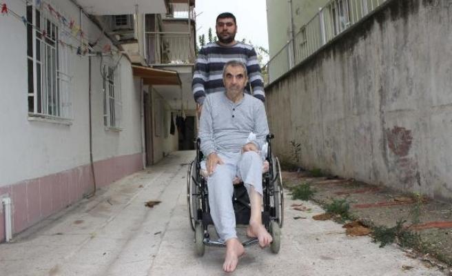 Engelliye 50 bin liralık vergi cezası şoku