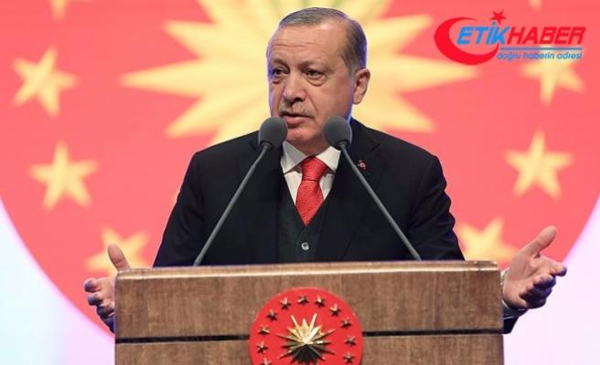 """Cumhurbaşkanı Erdoğan: """"Piyasaya süreceğiniz ilk otomobilin taliplisi benim"""""""