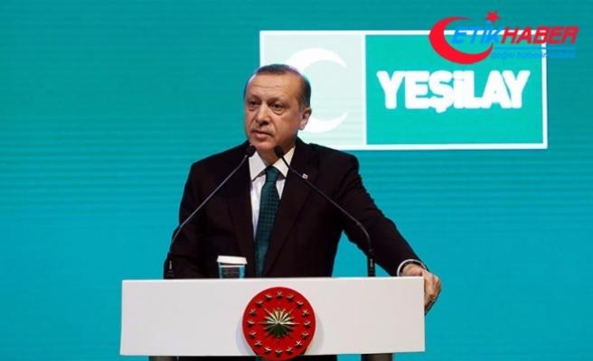 Erdoğan: Hayatımızı kolaylaştırması gereken teknoloji bizi hayattan koparıyor