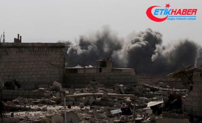 Esed rejiminin Doğu Guta'daki saldırılarında 12 sivil öldü