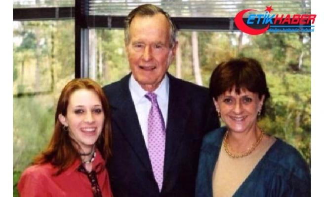 Eski ABD Başkanı George HW Bush da cinsel tacizle suçlandı
