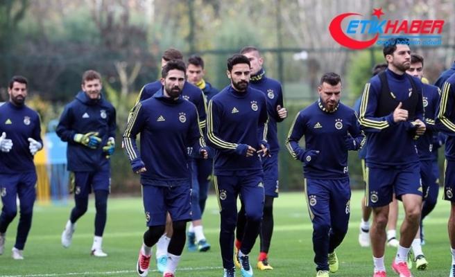 Fenerbahçe'de sakat futbolculardan iyi haber