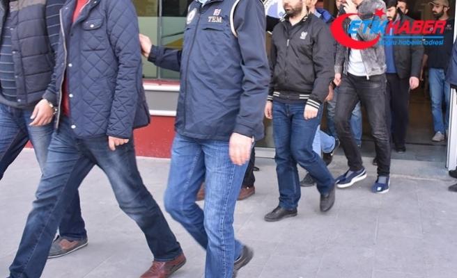 Amasya merkezli 12 ilde FETÖ operasyonu: 47 gözaltı