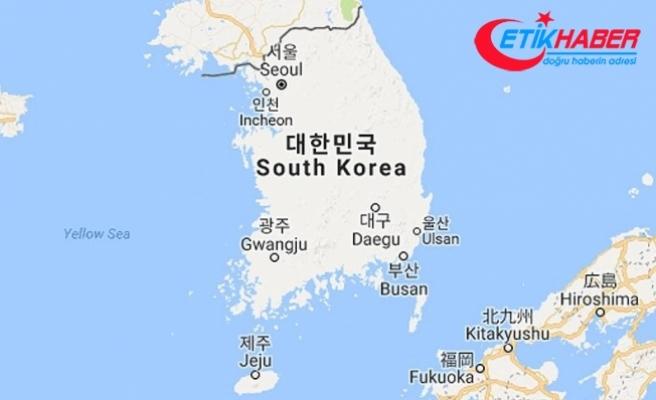 Güney Kore'de 5,5 büyüklüğünde deprem