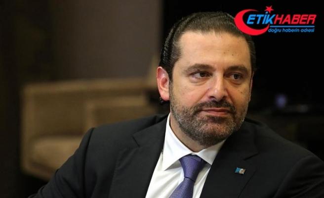 Lübnan Başbakanı Hariri istifasını geri çekti