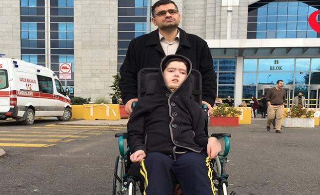 Hukuk mücadelesini kaybeden babadan tepki