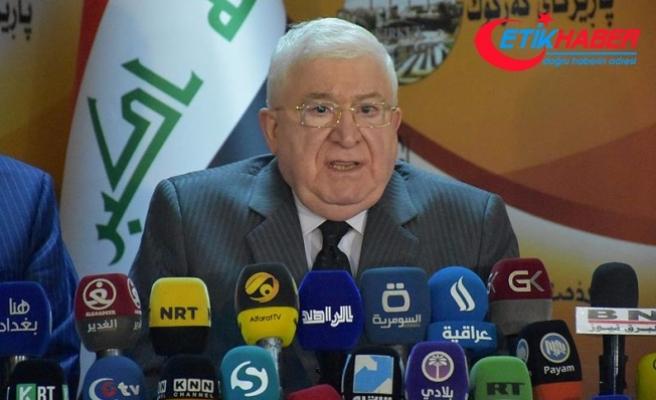 Irak Cumhurbaşkanı Masum Kerkük'ü ziyaret etti