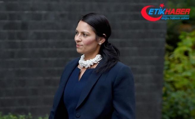 İsrail ile gizli temasları ortaya çıkan İngiliz bakan istifa etti