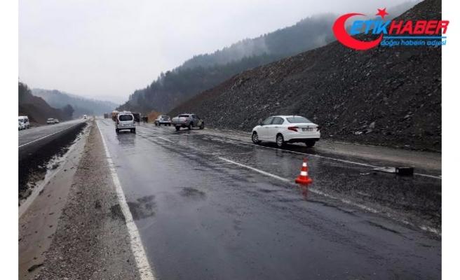 Kahramanmaraş'ta askeri araç devrildi: 14'ü asker 16 yaralı