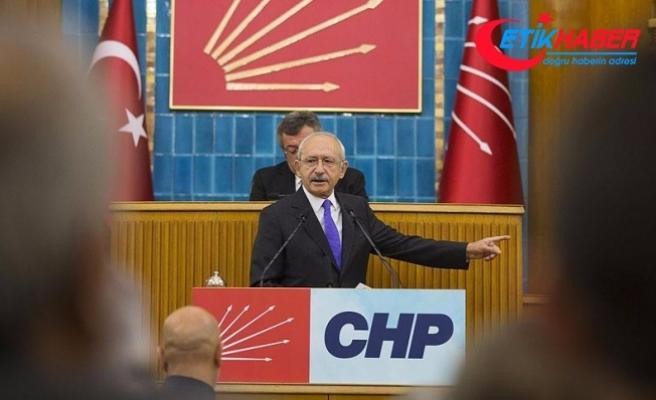 Kılıçdaroğlu: Haksızlık karşısında susan dilsiz şeytandır