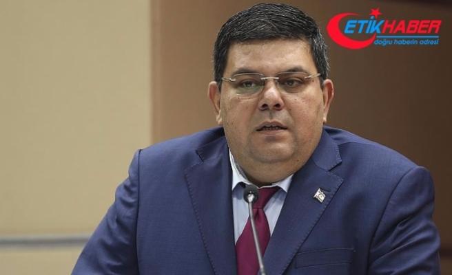 KKTC Milli Eğitim ve Kültür Bakanı Berova istifa etti