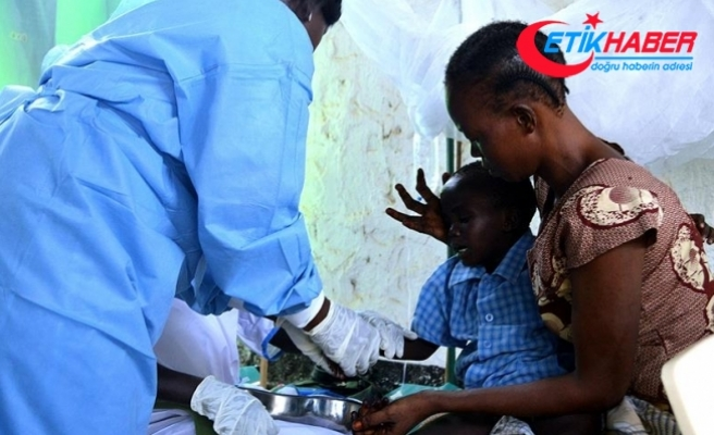 Kongo Demokratik Cumhuriyeti'nde kolera salgınından ölenlerin sayısı 771'i buldu