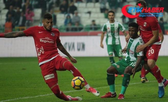 Batman Petrolspor: 0 - Atiker Konyaspor: 3
