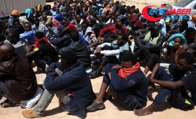 'Libya'da köle pazarının olduğu kanıtlanmadı'