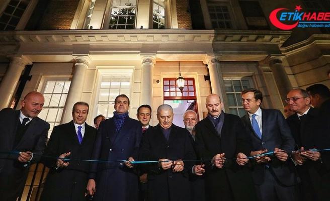 Londra'daki ilk Türk sermayeli yatırım bankası açıldı