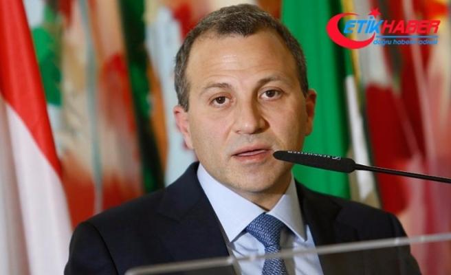 Lübnan Dışişleri Bakanı Bassil Türkiye'ye gelecek