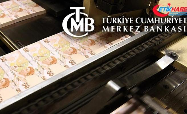 TCMB'nin 2017 karı 18,4 milyar lira oldu
