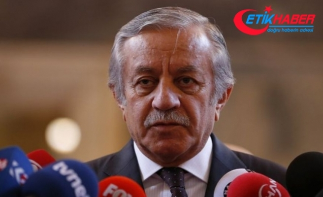 """MHP'li Adan: """"Yüce Meclisimizin başkanlık seçimlerinde aday gösterilmiş olmak benim için bir şeref nişanesidir"""""""