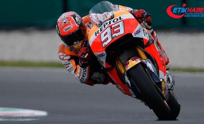 MotoGP'de Marquez 4. kez şampiyon