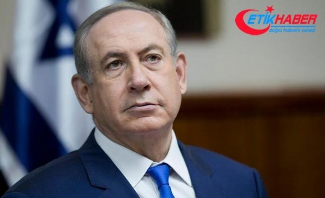 """İsrail Başbakanı Netanyahu'dan Trump'a """"Kudüs"""" teşekkürü"""