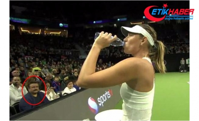 Paylaşımları olay oldu! 'Adı üstünde Sharapova'