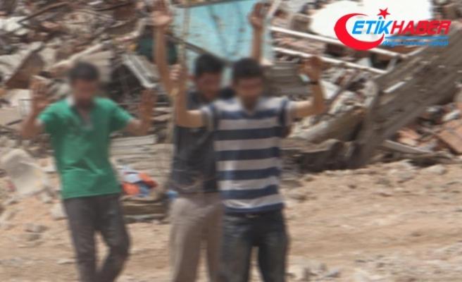 Şırnak'ta 3 terörist güvenlik güçlerine teslim oldu
