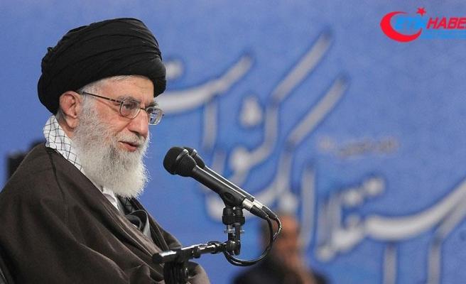 İran lideri Trump'ı uyardı: Yanıtsız bırakmayacağız