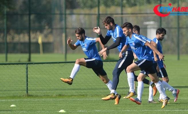 Trabzonspor Antalya'da kampta