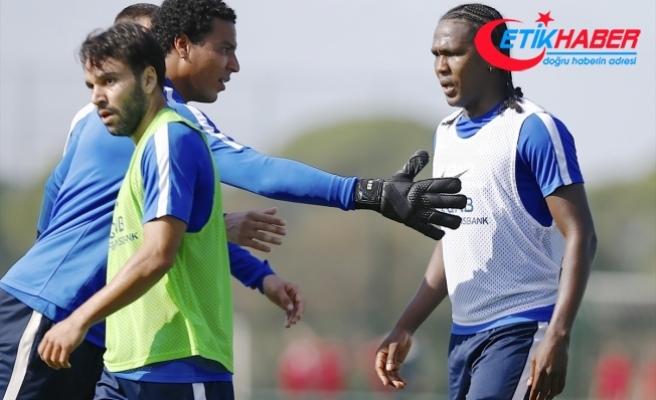 Trabzonspor'da Volkan Şen ile Rodallega'a birbirine girdi