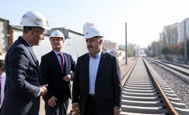 Bakan Arslan: Bugüne kadar 229 milyon kişi Marmaray Projesi'ni kullandı
