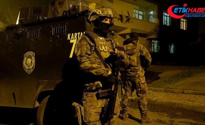 İstanbul'da uyuşturcu baskınlarının 11 aylık bilançosu