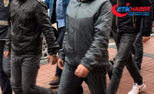 Gaziantep'te PKK operasyonu: 13 tutuklama