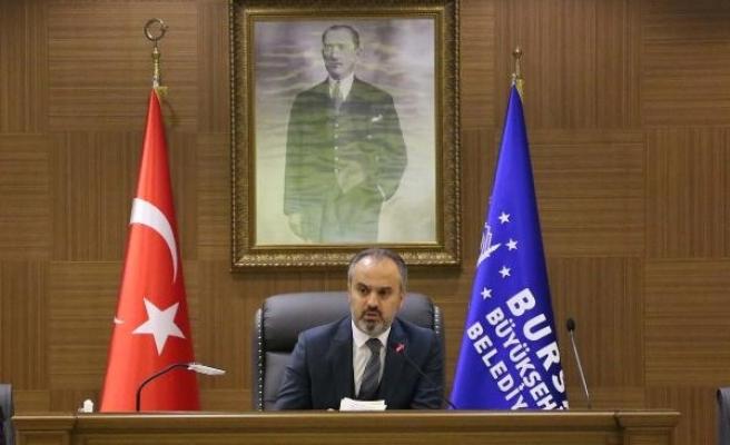 Yeni Başkan: Bursa'da su ve ulaşım ucuzlayacak