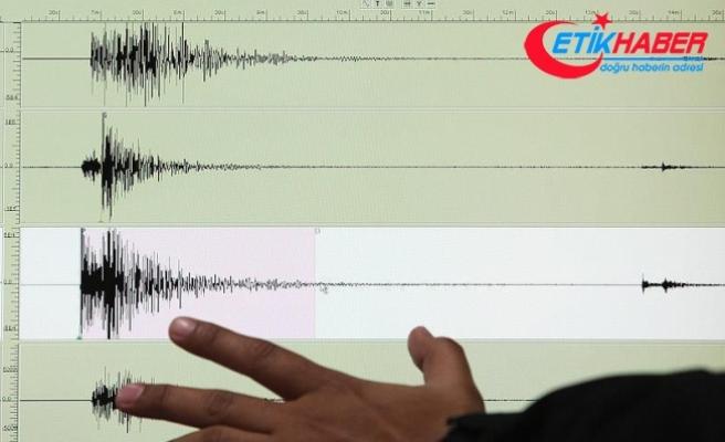 Papua Yeni Gine'de 6 büyüklüğünde deprem oluştu