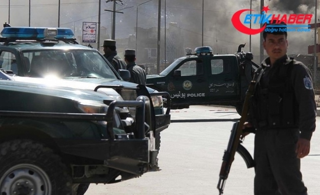 Afganistan'da Taliban polis karakoluna saldırdı